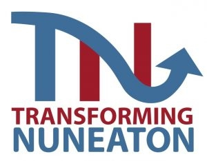 Transforming Nuneaton cover